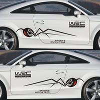 Car stickers body stickers double car garland car sticker