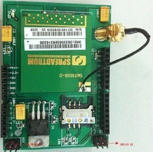 SM5100B GPRS / GSM quad-band mobile phone module