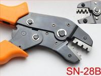 SN-28B TAB 2.8mm2 terminal crimping pliers tool 0.1-1mm2