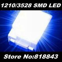 1000pcs New 1210/3528 Super Bright Blue SMD/SMT LED