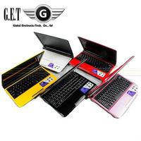 Free express shipping! 10.2 inch intel D2500 dual core laptop notebook computer 1.8G CPU