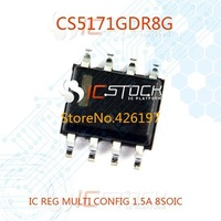 CS5171GDR8G IC REG MULTI CONFIG 1.5A 8SOIC CS5171GDR ON Semiconductor 5171G CS5171G 5171GD CS5171 5171GDR
