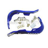 BLUE HAND BRUSH GUARDS FOR DIRT BIKE MX ATV YAMAHA WR YZ XT TTR 250 400 426 450
