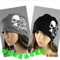 Free shipping! Men Beanies Caps Women Fashion Cool Designer Beanie Hats Trendy Cotton Skull Hat Wholesale Price HTZZM-015