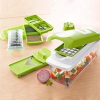Nicer Multifunction Fruit Vegetable Dicer Plus Slicer Cutter Peeling Cutter Scrape Kitchen Treasure Kitchen Helper Free shipping