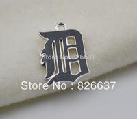 Detroit Tigers enamel sport charms,10pcs a lot,free shipping
