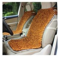 Car bead cushion sandalwood beads cushion massage pad liangdian summer seat cushion auto supplies  free