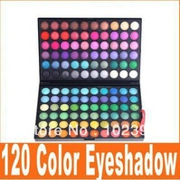 2013 New Arrival 120 Full Colors Eyeshadow Palette Eye Shadow Makeup Easy to Wear  Long-lasting  Natural  Shimmery Charming