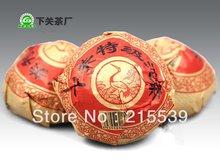 [GRANDNESS] TE JI 2009 yr 100g Yunnan XiaGuan Tea Premium Raw Sheng Shen Tuo Cha TuoCha Pu'er Puer Pu-erh Bowl tea health tea