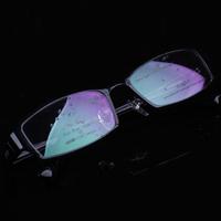 2014 new eyeglasses frame watanable esthetics 108 the big full frame myopia male eyeglasses glasses square box titanium sheet