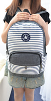 Backpack travel bag backpack laptop bag middle school students school bag preppy style men and women bags
