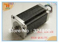 HIGH QULITY-Nema 23 57BYGH115-003 stepper motor 3.0A/425oz-in 6.3V for CNC Router