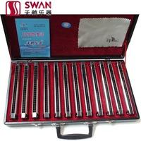 Advanced 24 polysyllabic harmonica 12 box set gift set