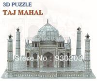 Creative DIY 3D Jigsaw Puzzle Model - Taj Mahal