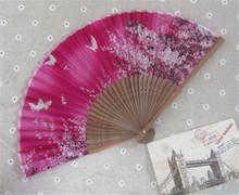 folding fan promotion