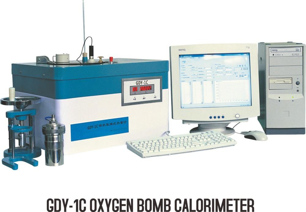Calorimeter Bomb Manufacturer Oxygen Bomb Calorimeter