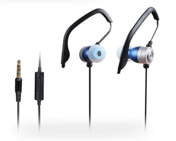 ULUDM best selling hook in-ear earphone for running for skype
