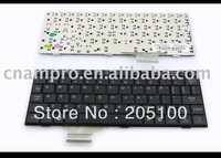 New Notebook keyboard / Laptop keyboards for ASUS EeePC 700 900 Series Black US Version - V072462BS1