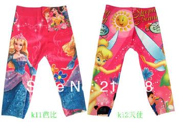 Leggings baby girls tight legging Size S/M/L 12pcs/lot