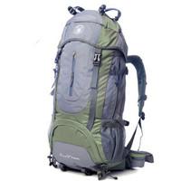 60LCamping bag,hiking bag, outdoor backpack, traveling bag