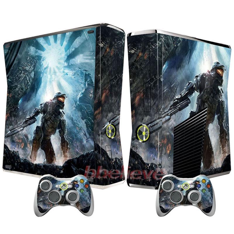 Xbox 360 Slim Console Covers Cover For x Box 360 Slim