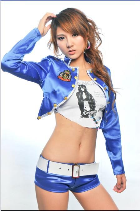 Moto ds vestuário casaco raça de automóvel conduzir carros dançarino roupas set divertido(China (Mainland))
