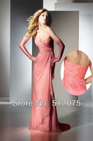 Claasic Mermaid Style Prom Gown Sexy Strapless Taffeta Wholesale Long Gece Elbisesi Evening Dresses