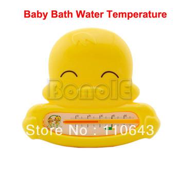 Popular Baby products Duck Shape Bath Water Temperature Gauge Measuring bathtub water temperature 17111