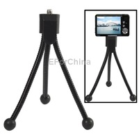 Free Shipping SALE Table Portable Tripod Stand for Digital Cameras, Max Height: 120mm