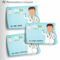 Customized paper solutions memo pad sticky note rectangle shaped sticky notes MOQ 250piece Free Shipping by DHL