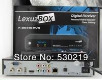 1pc free shipping Hot sale Lexuzbox / az america F90 F-90 HD PVR high definition DVB-C digital cable receiver South Amercia