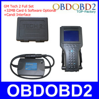 Professional Vetronix GM Tech 2 Scanner With Candi And TIS Software GM TECH2 32MB Card GM,Holden,Isuzu,Opel,Saab,Suzuki Optional