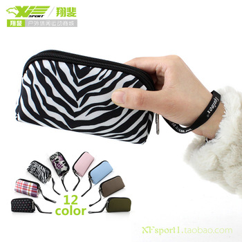 Female coin purse mobile phone bag cell phone pocket day clutch wallet coin key case