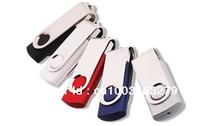 DHL Free Shipping 100% Full Capacity Swivel USB Flash Drive 8GB special offer usb flash memory 2.0