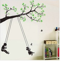 free shipping Baby cartoonwall stickers  child real wallpaper paste Medium 03