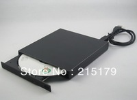 External Portable Slim CD DVD RW Burner Writer Drive USB 2.0 for MAC & WIN