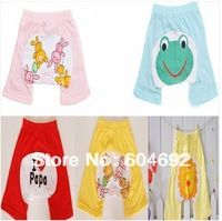 FreeShipping Toddler Boy Girl Baby Leggings Cute Patterns PP Kid Short Pants Trousers Bottoms DropShipping