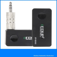 Wireless 3.5mm Car Bluetooth Music Receiver With A2DP Stereo Output ,FREE SHIPPING !