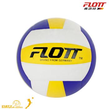 Flott standard 5 PU volleyball rgxzr floptical 0202