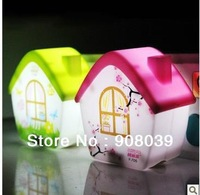2013 new  hot selling  Novelty family Fashion led charge  Table lamp decoration child bedroom bedside lamp baby room night light