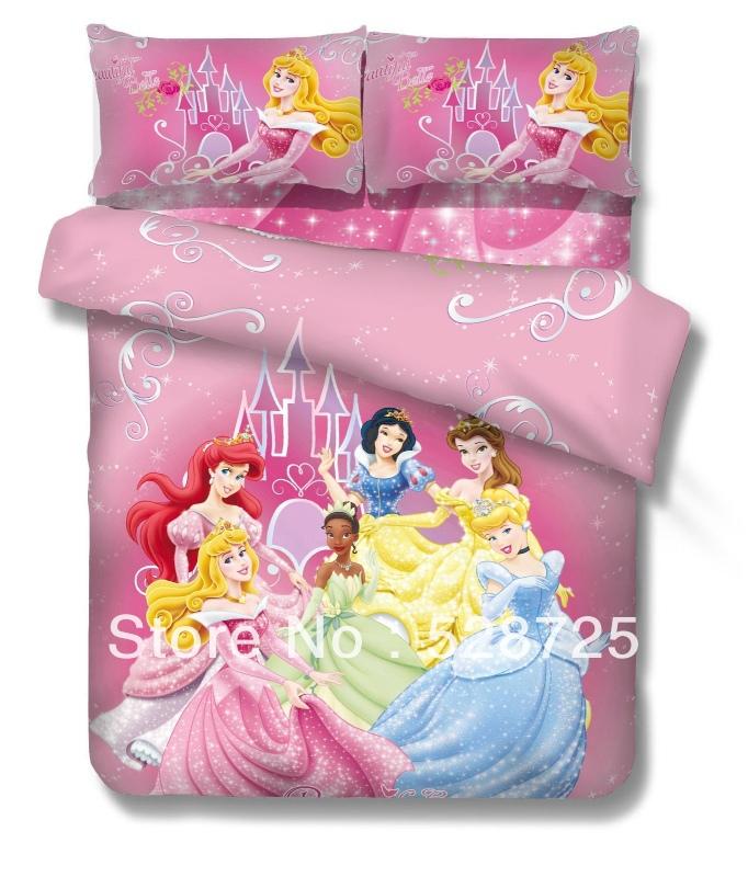 Online kopen wholesale meisjes kamer beddengoed uit china - Housse de couette 220x240 disney ...