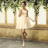 short Bridesmaid dress the bride wedding dress bridesmaid formal dress