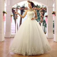 2013 new arrival wedding dress tube top wedding dress formal dress sweet princess