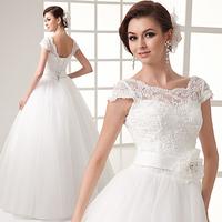 2013 wedding formal dress princess bride married bag bandage spring wedding dress