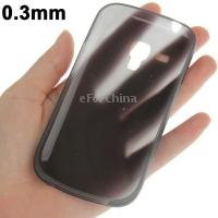 Чехол для для мобильных телефонов 0,3 Samsung Galaxy S3 /i8190 чехол для для мобильных телефонов samsung galaxy s3 i8190 et 000103 for sumsung galaxy s3 mini i8190