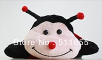 Promotion + free shipping The Starry Sky Projection Ladybug Sleep Light +The power cord