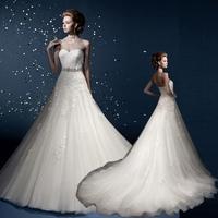 The bride wedding dress formal dress 2013 short trailing princess wedding dress sweet fish tail wedding dress