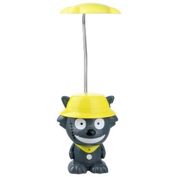 Dp charge led table lamp cartoon series led-639 night market