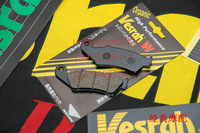 Vesrah high quality brake pads klx250 93 - 07