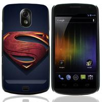 FOR Galaxy  Nexus CASE, Superman Super Man Nexus-505 Hard Plastic and Aluminum Back Case for Samsung Galaxy Nexus i9250